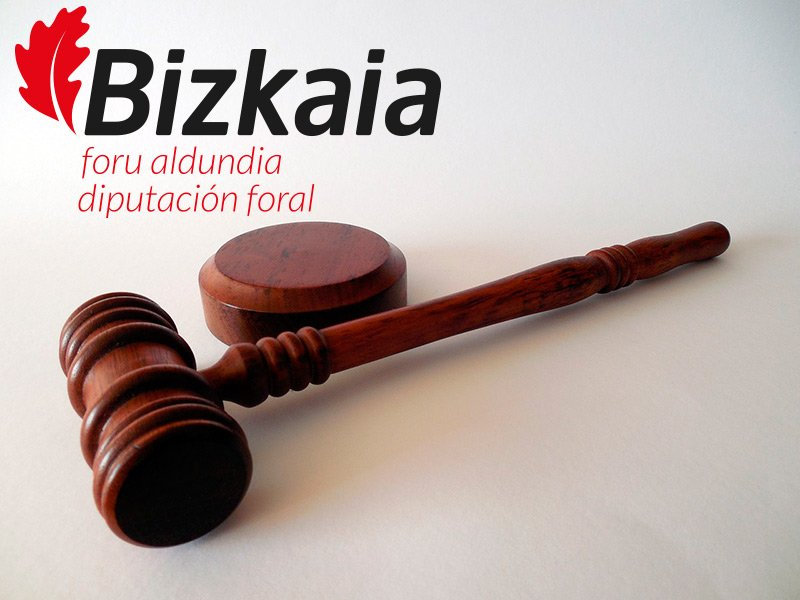 Hacienda Foral de Bizkaia condenada por obtener datos ilícitamente